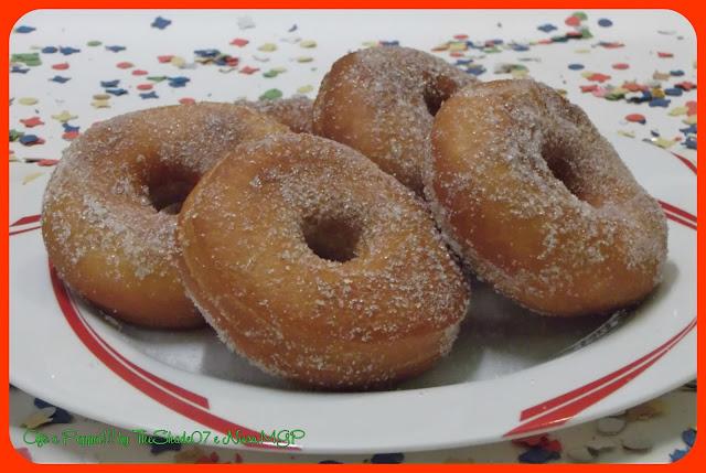 Foto della ricetta dei Doughnuts