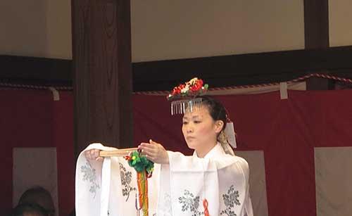 Onda Matsuri, Asuka, Nara Prefecture.