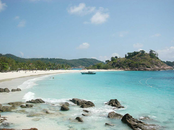 Pantai Pasir Panjang Pontianak