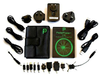 Зарядное устройство USB Pedal Power Plus V4i Battery Kit с универсальным iCable.