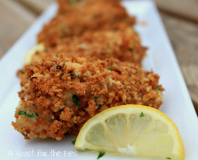 Crunchy Oven Fried Fish America S Test Kitchen