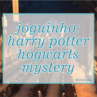 Joguinho Viciante: Harry Potter Hogwarts Mystery