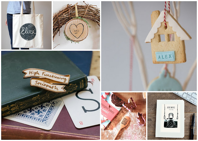 Handmade & Personalised Gifts From Etsy