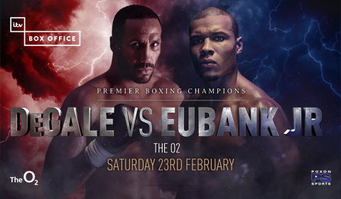 James DeGale vs. Chris Eubank Jr Results, Fight Card, Preview