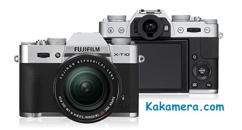 Harga Kamera Fujifilm X-T10