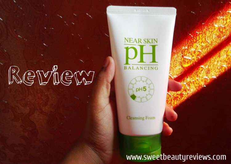 Review: Missha Near Skin pH Balancing Cleansing Foam