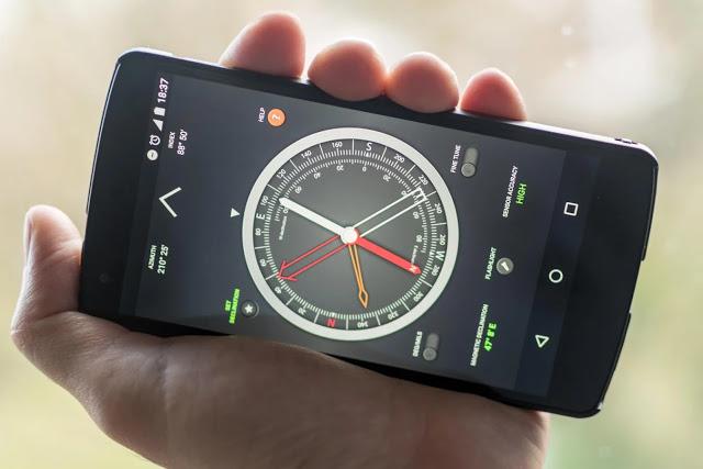 تحميل تطبيق البوصلة المميز Compass Pro .. أحدث إصدار للأندرويد
