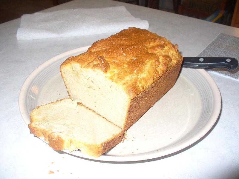 My Blogging Journey: Almond Flour Sandwich Bread