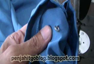 Cara Mengatasi Kancing Jaket Almamater Berbahan Alumunium Yang Copot