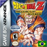 Dragon Ball Z - The Legacy Of Goku (br)