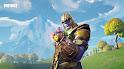 [Fortnite] Chi tiết về Endgame event với sự xuất hiện của 2 phe Avengers và Thanos.