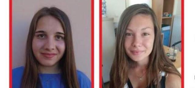 Συναγερμός για την εξαφάνιση των δύο ανήλικων κοριτσιών στο Αίγιο