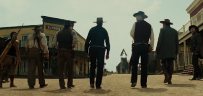 The Magnificent Seven 2016 Movie Review
