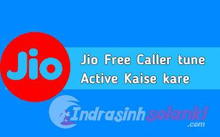 Jio-free_callertune