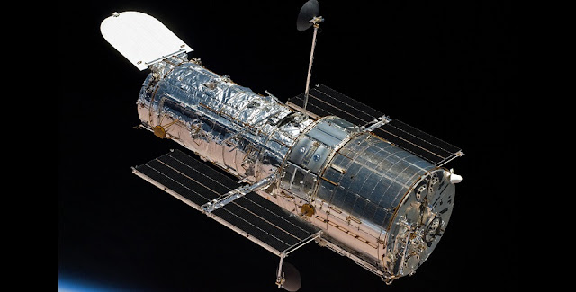 hubble space telescope in safe mode as gyro issues are diagnosed