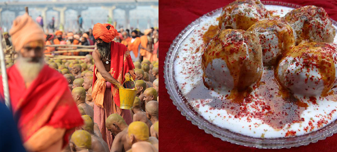 7 Communal Recipes at the Kumbh Mela you must try
