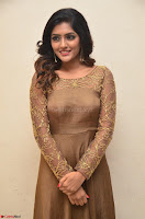 Eesha looks super cute in Beig Anarkali Dress at Maya Mall pre release function ~ Celebrities Exclusive Galleries 058.JPG