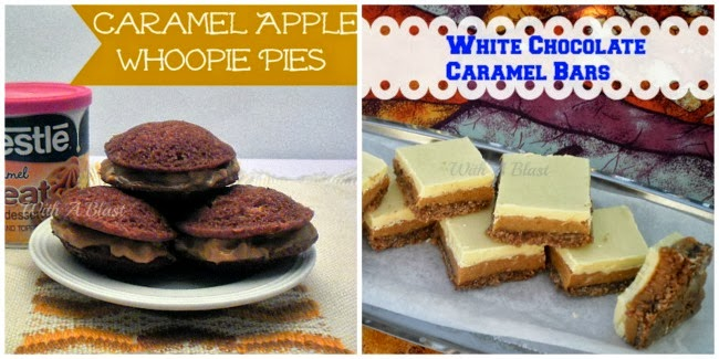 Amazing Caramel Treats | #caramel #fallrecipes #recipes #whimsywednesday