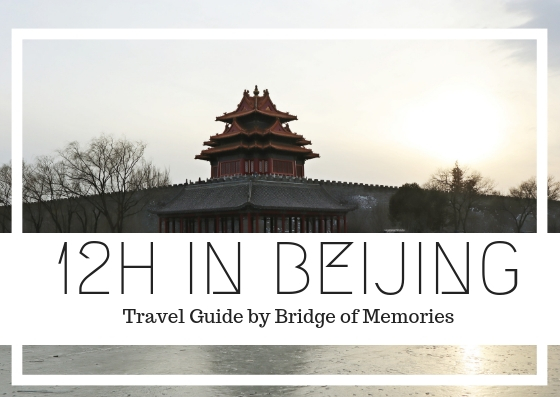 12h Beijing layover - is it worth it and what to do?