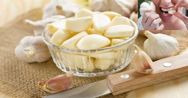 el ajo alimento anti colesterol