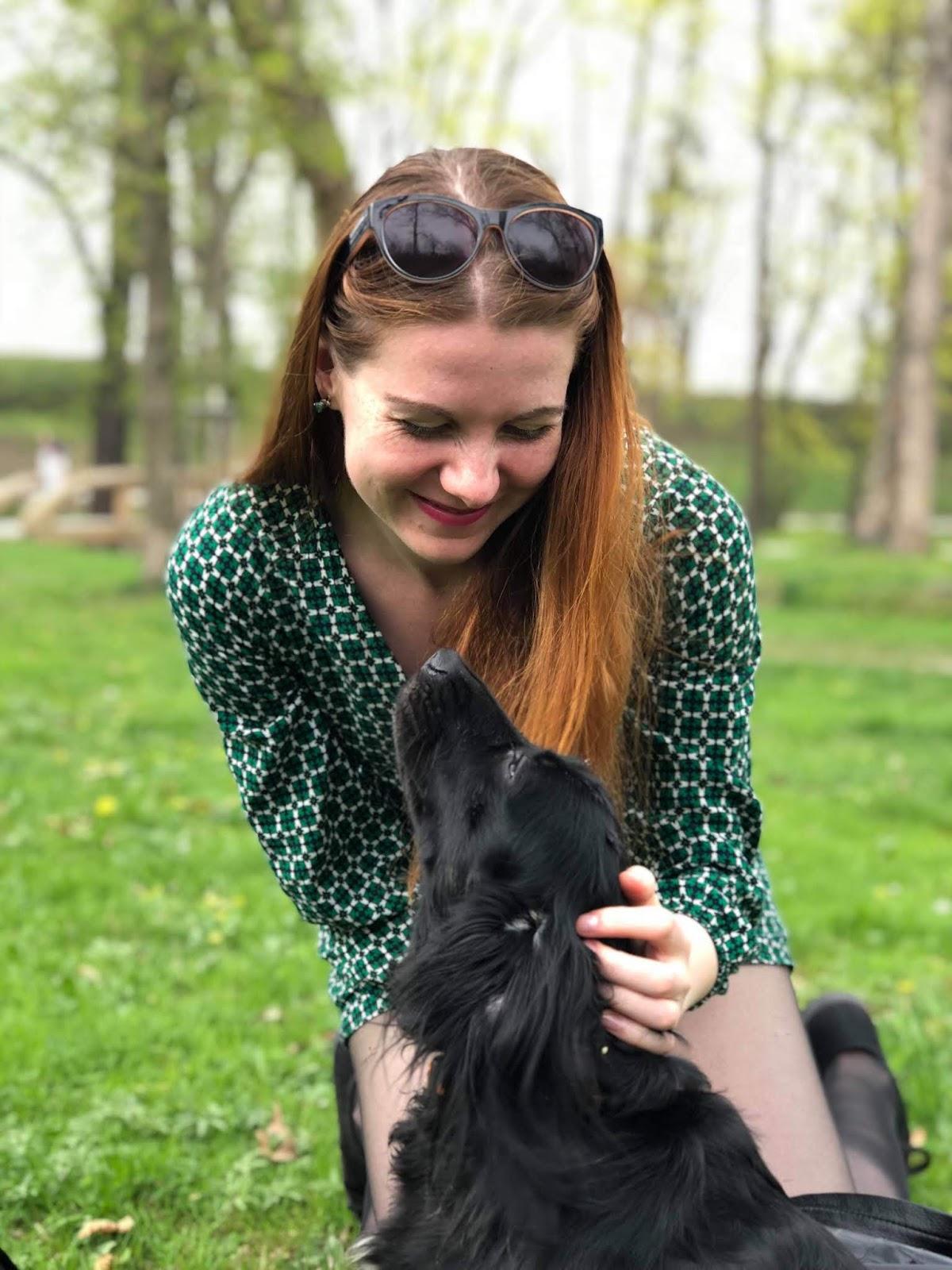 česká módní blogerka, kam vyrazit v Praze, Stromovka, lucie srbová
