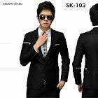 jas exclusive sk103 fit blazer
