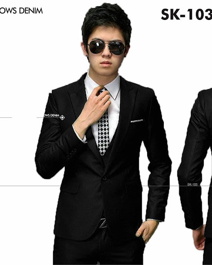 jas exclusive sk103 fit blazer