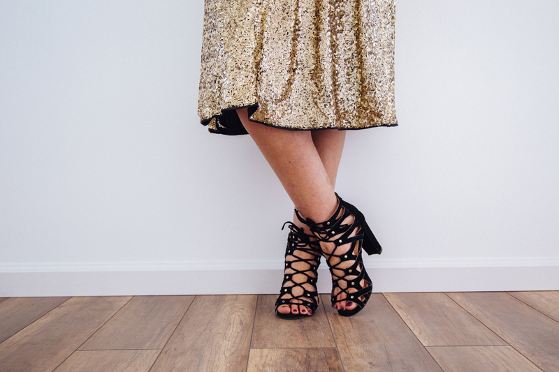 chase and chloe shoes, affordable heels, black lace up heels