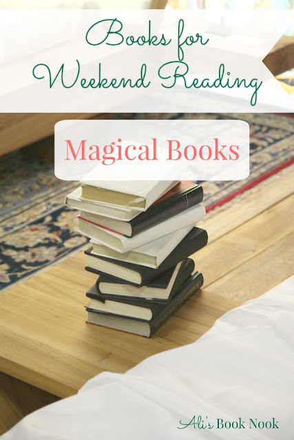 2 magical books to read this weekend
