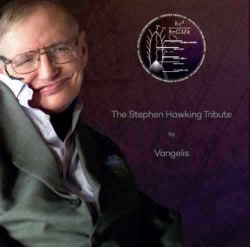 Στο διάστημα η φωνή του Stephen Hawking με μουσική Βαγγέλη Παπαθανασίου