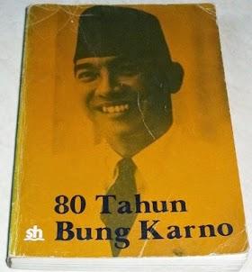 80 tahun Bung karno. minat hub 085866230123