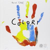 imparare i colori con i libri