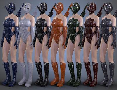 Autumn Soldier Texture Expansion Pack