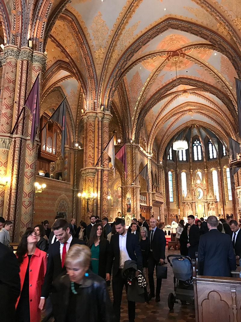 Budapest_Wedding_St_Matthias_Church_Inside