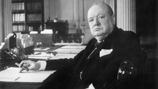 Image result for winston churchill ugly