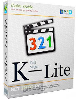 تحديث برنامج مشغل ملفات الفيديو و الصوت : K-Lite Codec Pack 15.4.4