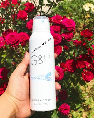 Amway G&H Deodorant Spray ve Deodorant Anti-Perspirant Roll-On
