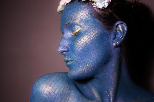 maquillage-artistique-sirene