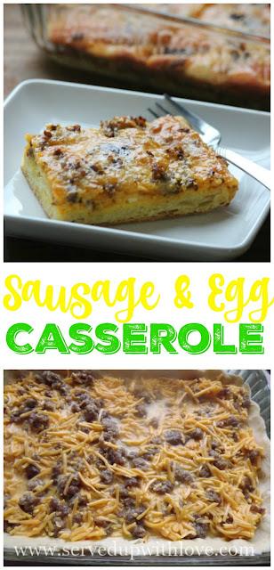 sausage-egg-casserole