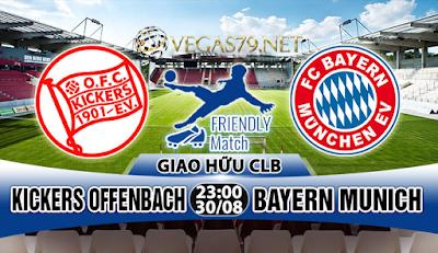 Nhận định bóng đá Kickers Offenbach vs Bayern Munich