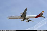 Airbus A340 / EC-JBA