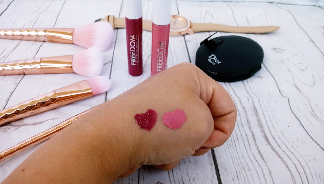 Freedom Pro Melts Liquid Lipstick