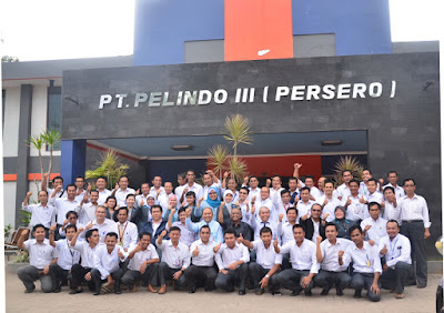 Lowongan Kerja BUMN PT Pelindo III (Persero) Min SMA SMK D3 S1 Jobs : STAFF MARKETING (MKT-001), OPERATOR HEAD TRUCK (OHT-001), OPERATOR RTG (ORG-001), PORT SECURITY (PS-001)