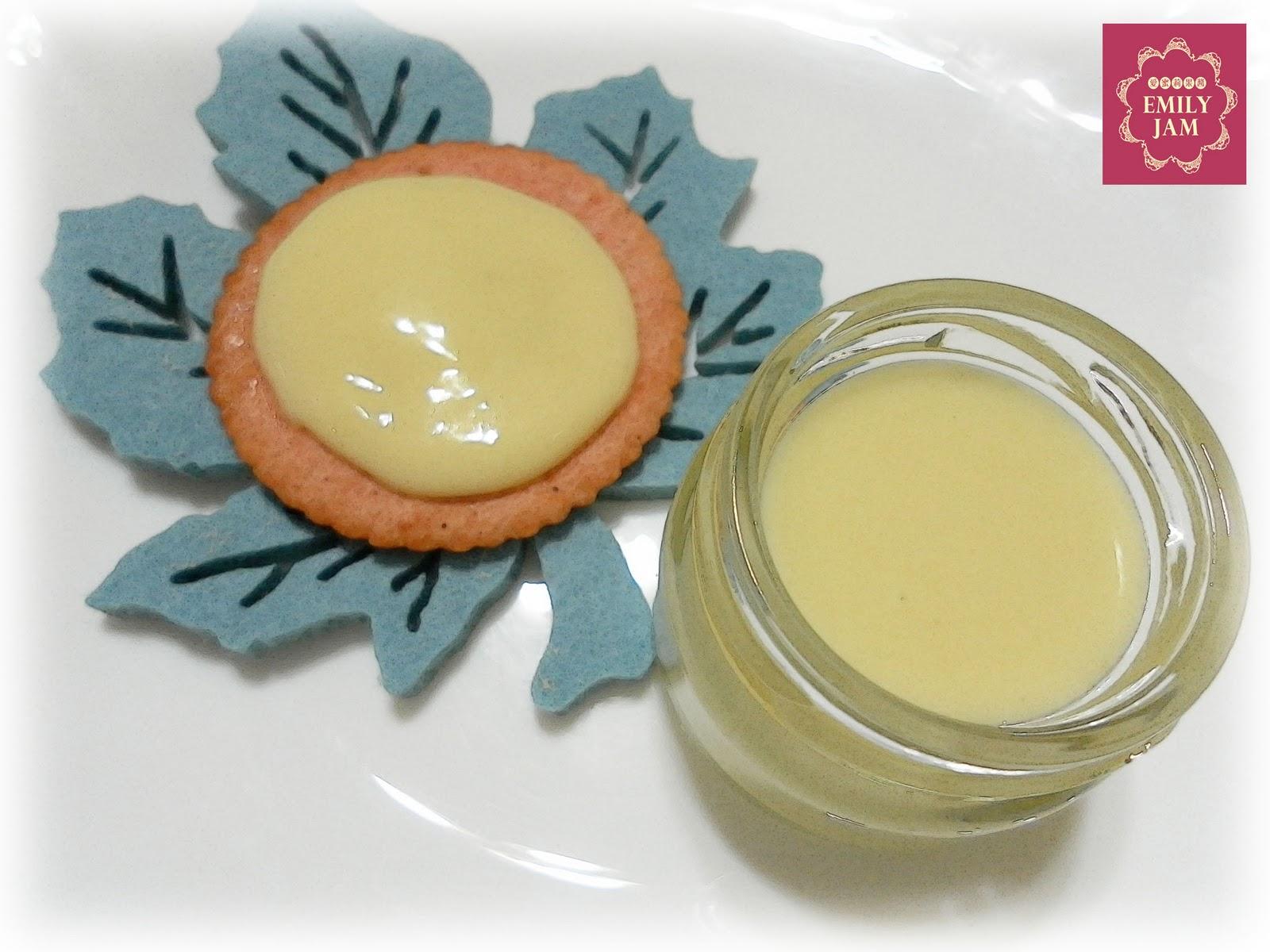 愛蜜莉手工果醬: 英國傳統抹醬~檸檬蛋黃醬(暫缺)