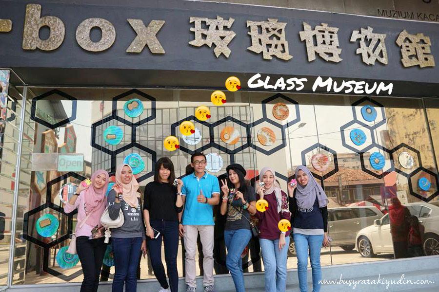 I-BOX GLASS MUSEUM PERTAMA DI MALAYSIA