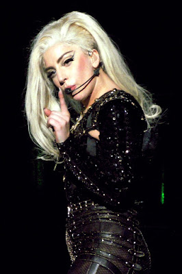 Lady Gaga wallpaper HD just dance