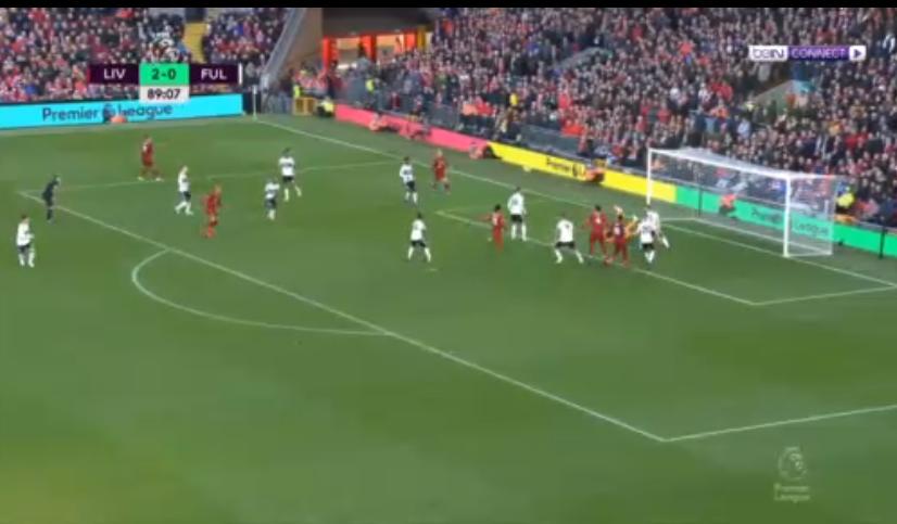فيديو : محمد صلاح يساهم في فوز ليفربول على فولهام – شاهدوا أهداف مباراة ليفربول وفولهام
