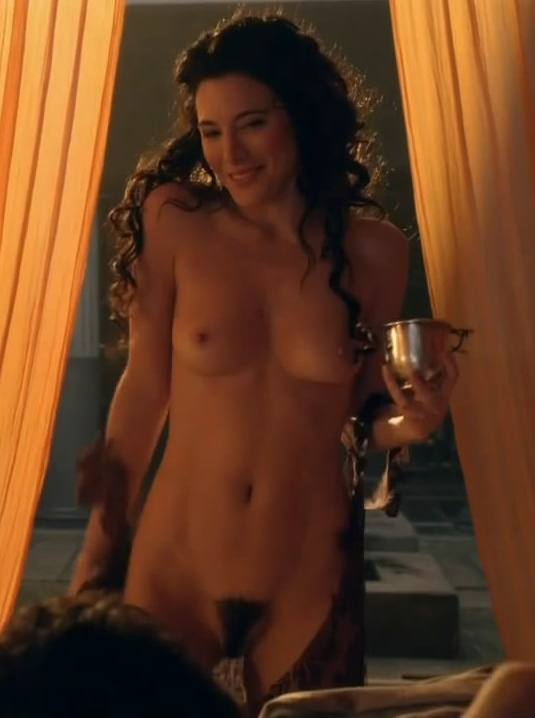 Jaime murray spartacus nude slomo - 2 part 1
