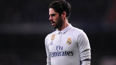 إيسكو لاعب ريال مدريد ومنتخب إسبانيا