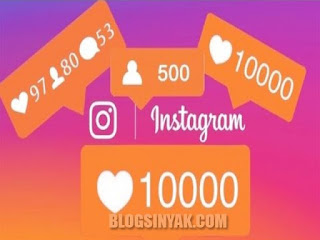 Like For Instagram | Blogsinyak